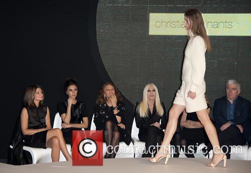 Victoria Beckham, Diane von Furstenberg and Donatella Versace 4