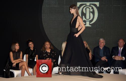 Victoria Beckham, Diane von Furstenberg and Donatella Versace 7