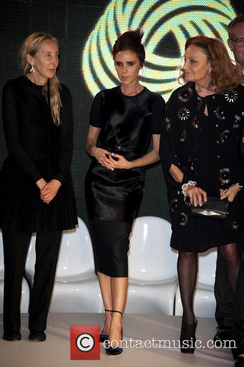 Victoria Beckham and Diane von Furstenberg 2