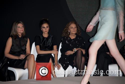 Victoria Beckham and Diane von Furstenberg 9