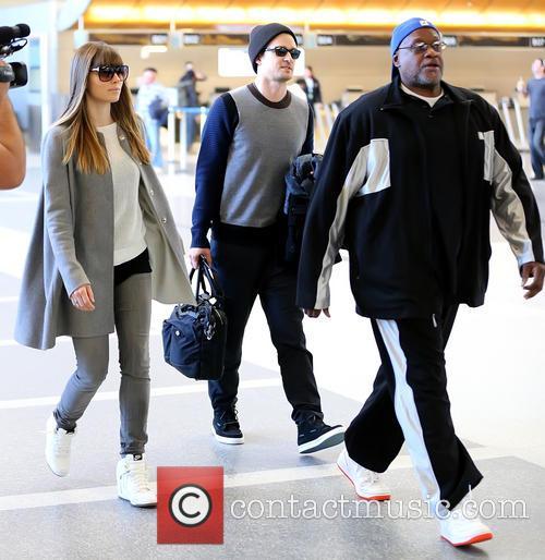 Jessica Biel, Justin Timberlake and Bodyguard 2