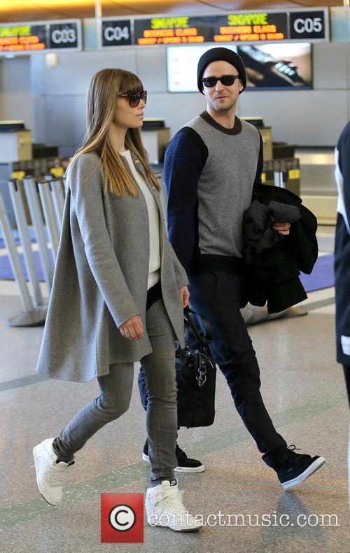 Justin Timberlake Airport