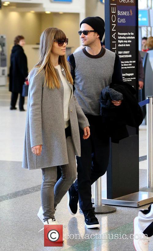 Jessica Biel and Justin Timberlake 5