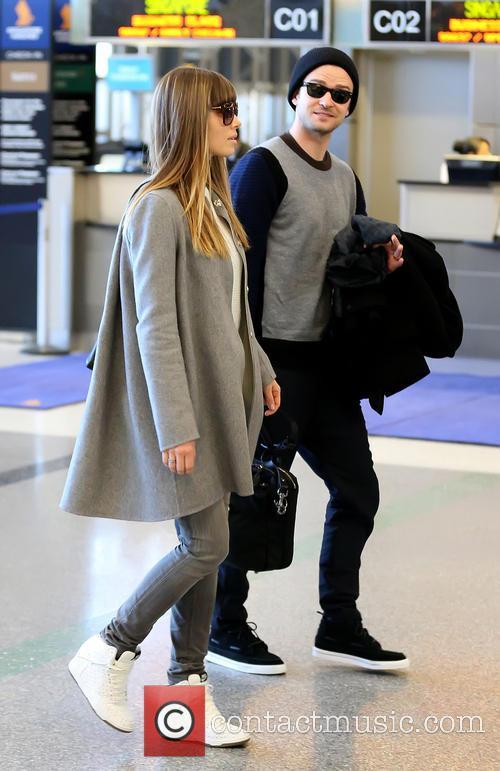 Jessica Biel and Justin Timberlake 8