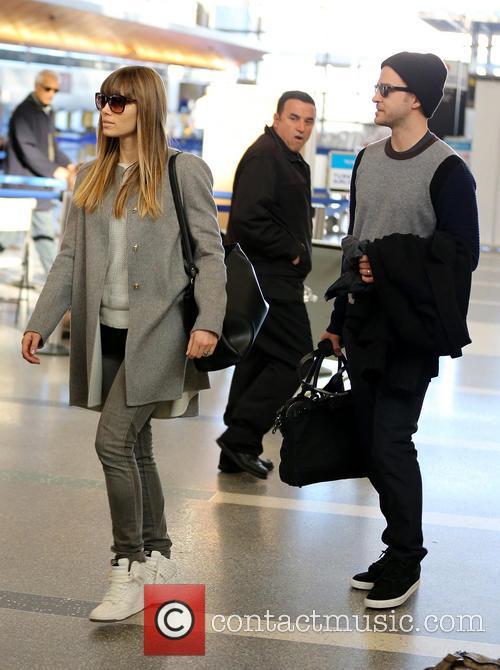 Jessica Biel and Justin Timberlake 9