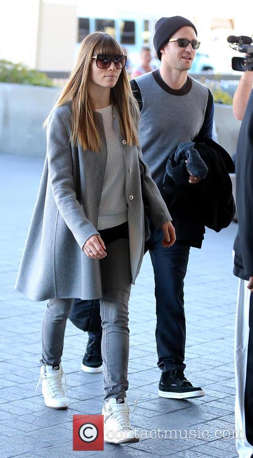 Jessica Biel and Justin Timberlake 11