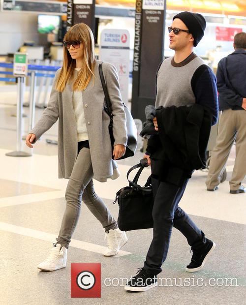 Jessica Biel and Justin Timberlake 12