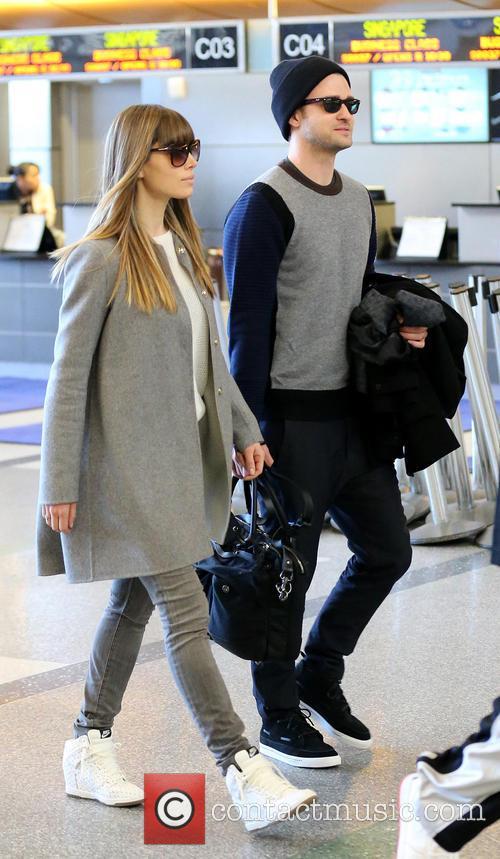 Jessica Biel and Justin Timberlake 13
