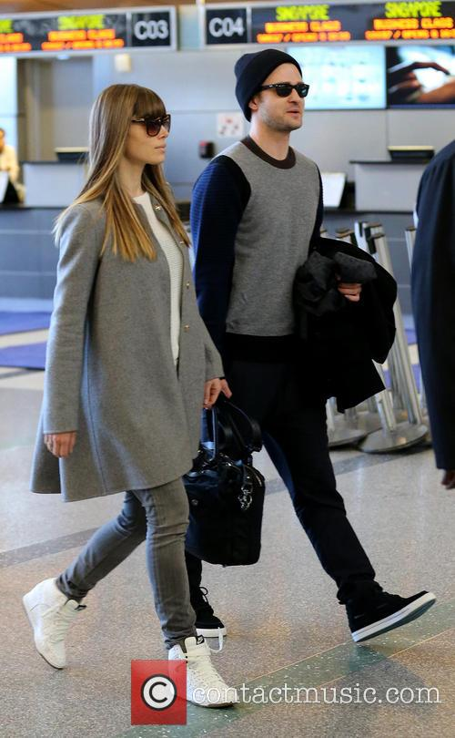 Jessica Biel and Justin Timberlake 14