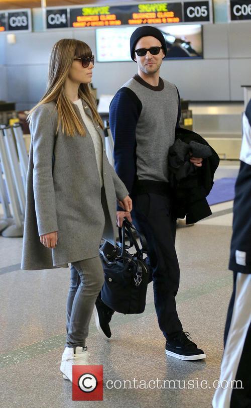 Jessica Biel and Justin Timberlake 16