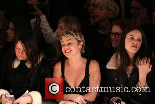 LFW House of Holland Front Row