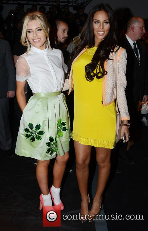 Mollie King and Rochelle Wiseman 3