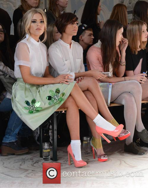 Mollie King and Frankie Sandford 3
