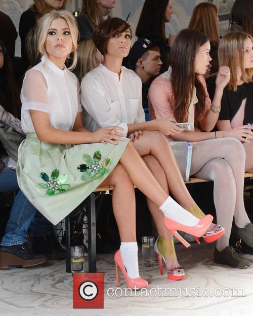 Mollie King and Frankie Sandford 4