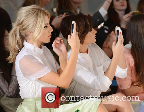 Mollie King and Frankie Sandford 7