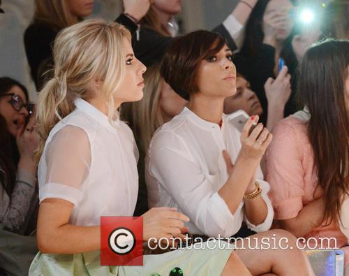 Mollie King and Frankie Sandford 8