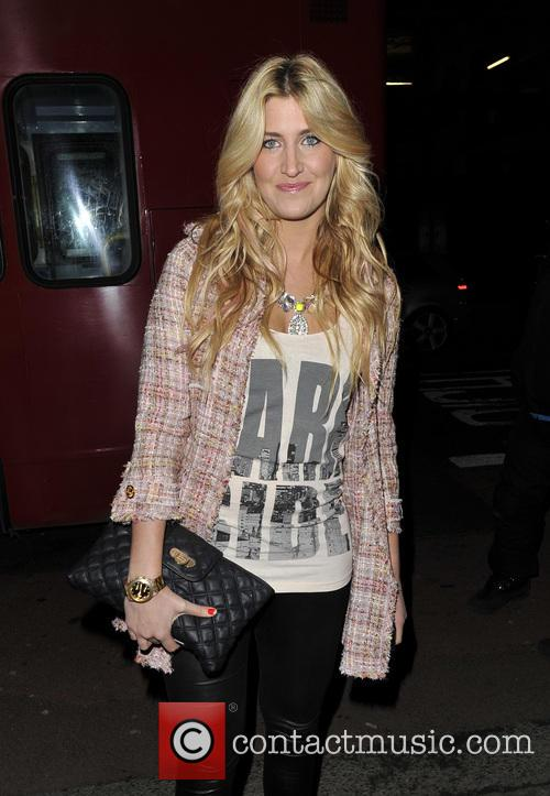 cheska hull lfw rihanna for river island 3510209