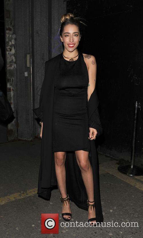Delilah, London Fashion Week