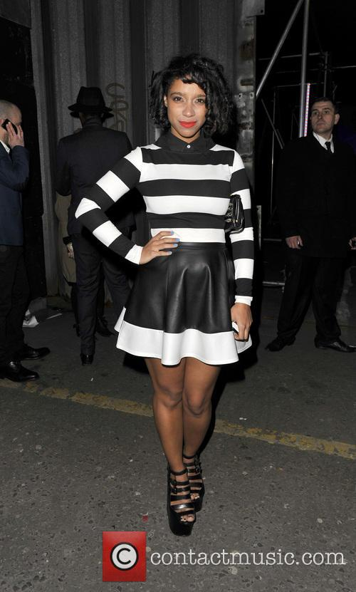 Rihanna, Lee Ann La Havas, London Fashion Week