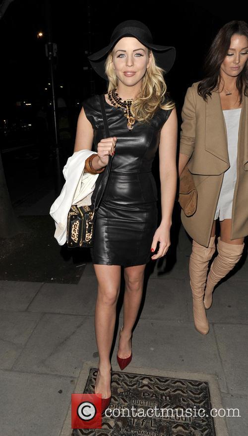 Rihanna, Lydia Rose Bright, London Fashion Week