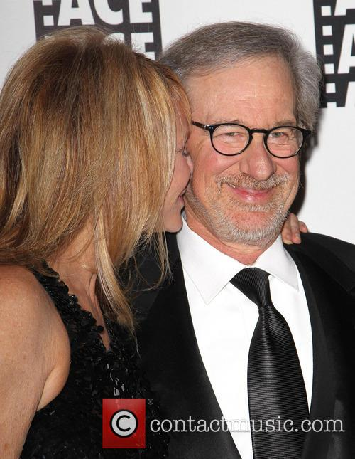 Kate Capshaw and Steven Spielberg 4