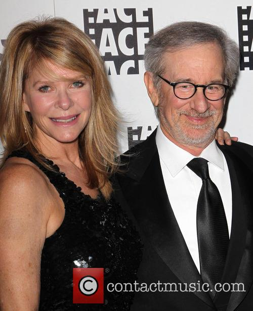 Kate Capshaw and Steven Spielberg 5