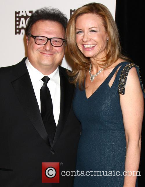 Wayne Knight and Clare De Chenu 7