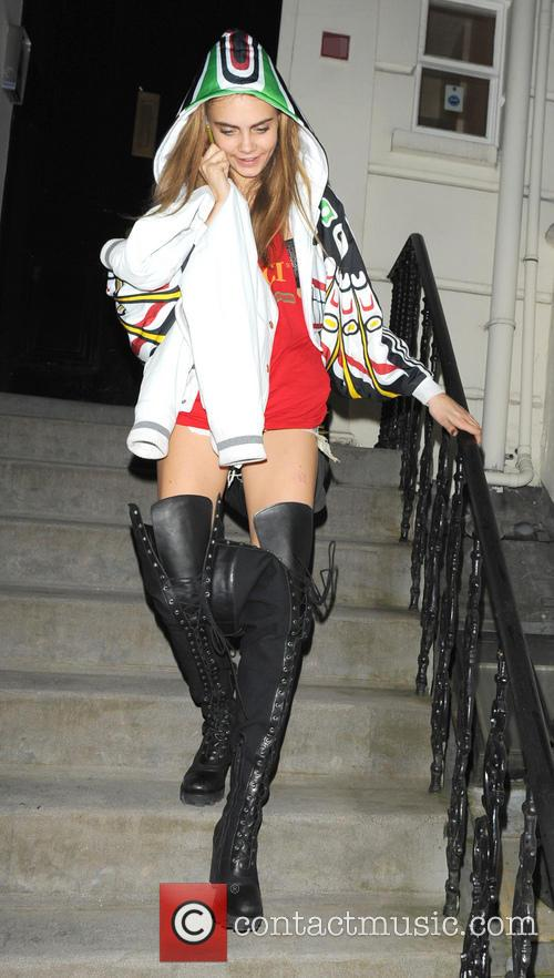 Notting Hill and Cara Delevingne 5
