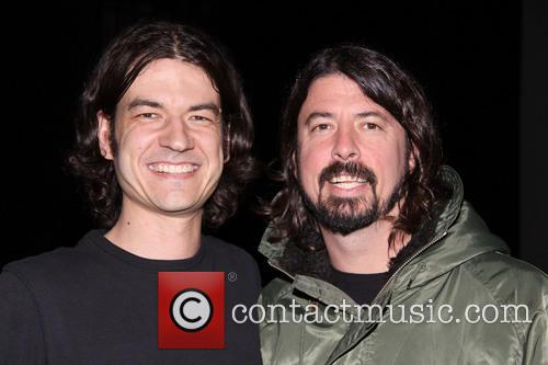 Eric Poland and Dave Grohl 2