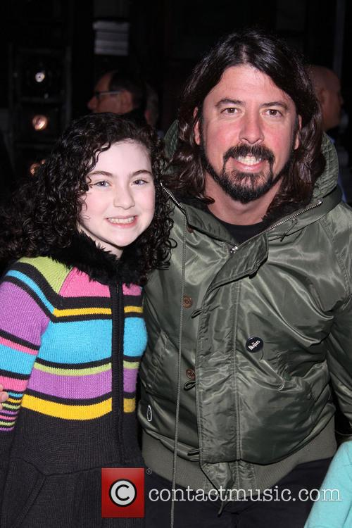 Dave Grohl, Lilla Crawford, Palace Theatre