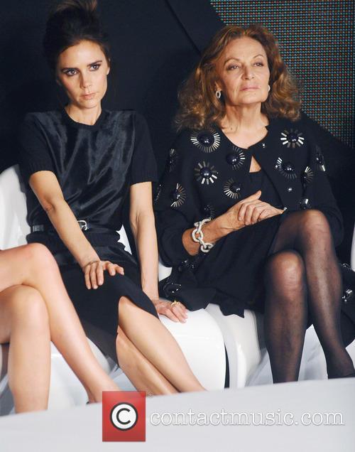 Victoria Beckham and Diane Von Furstenberg 3