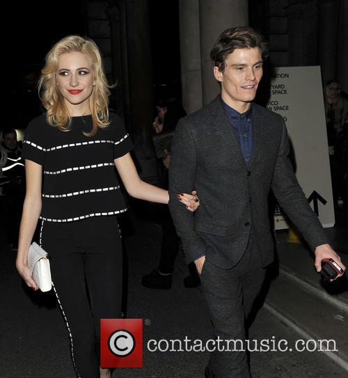 Pixie Lott and Oliver Cheshire 10