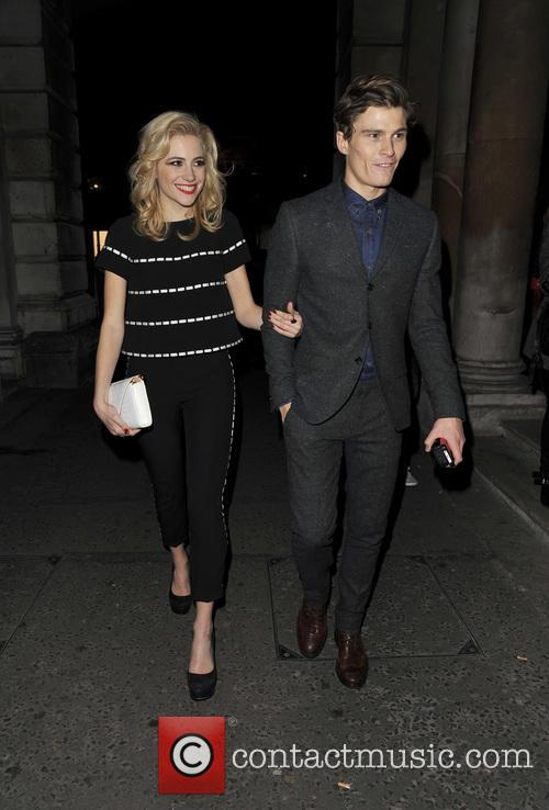 Pixie Lott and Oliver Cheshire 12