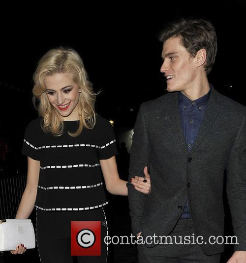 Pixie Lott and Oliver Cheshire 13