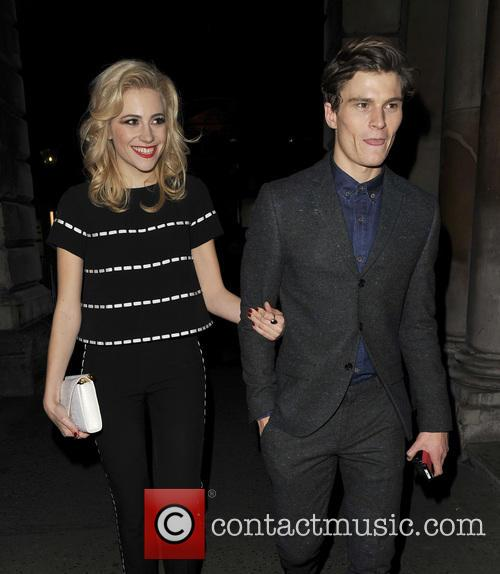 Pixie Lott and Oliver Cheshire 15