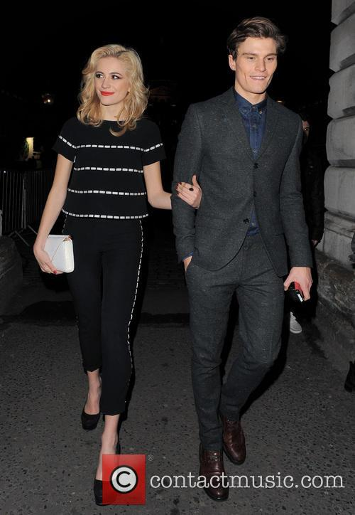 Pixie Lott and Ollie Cheshire 2