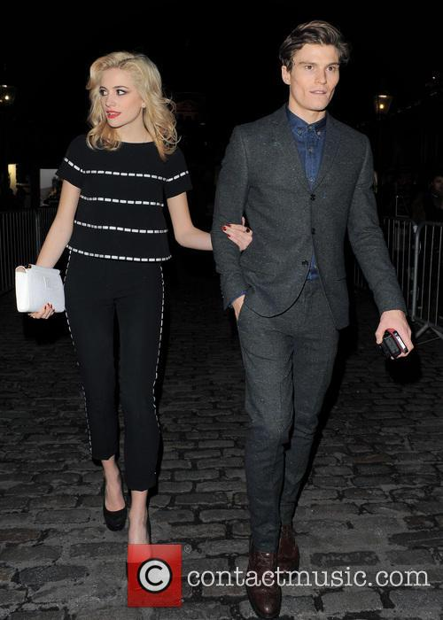 Pixie Lott and Ollie Cheshire 3