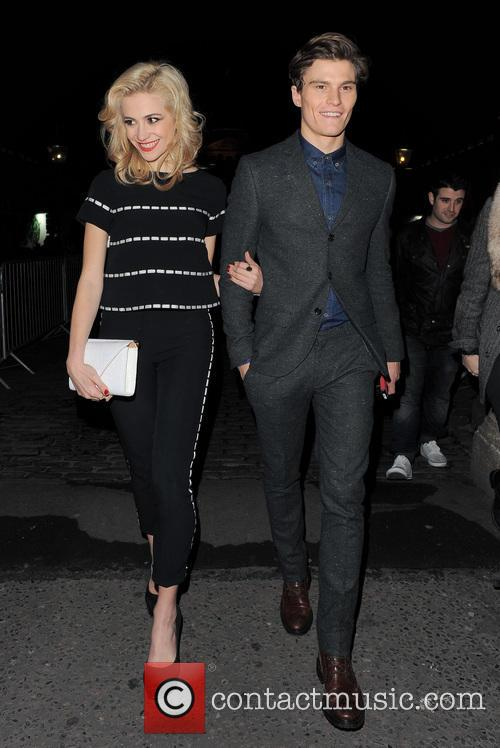 Pixie Lott and Ollie Cheshire 4