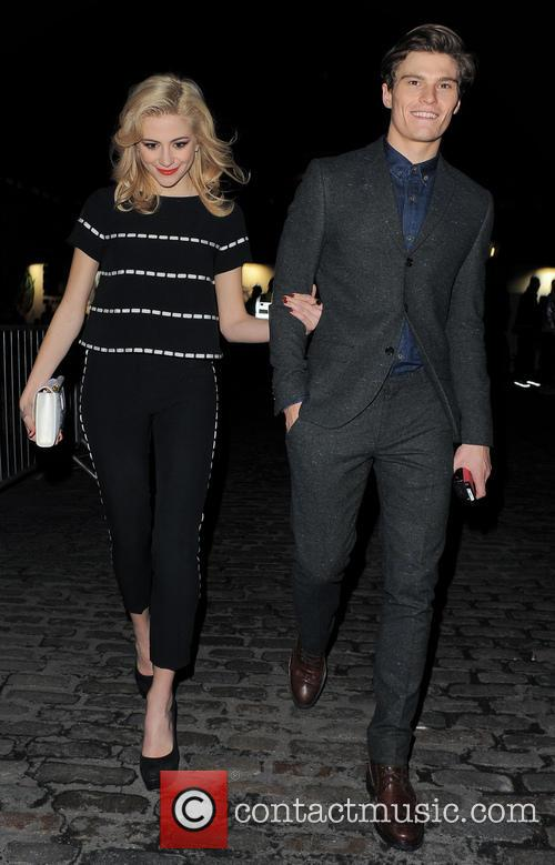 Pixie Lott and Ollie Cheshire 5
