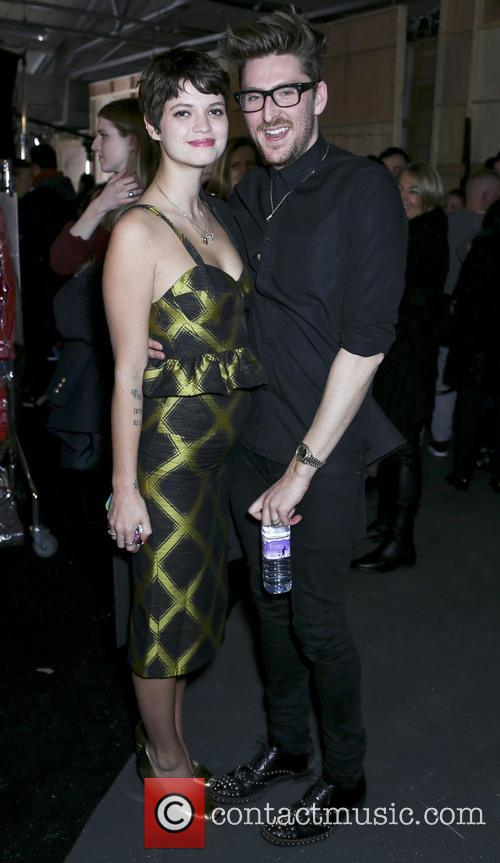 Pixie Geldof and Henry Holland 5