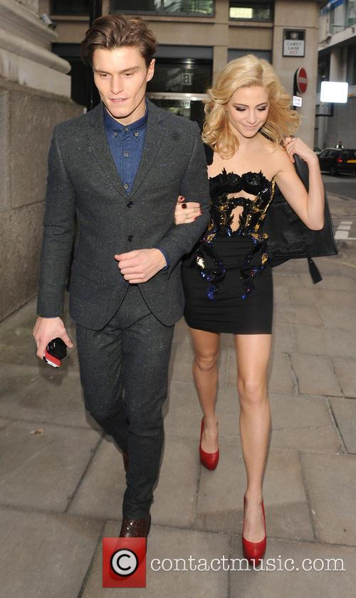 Oliver Cheshire and Pixie Lott 7
