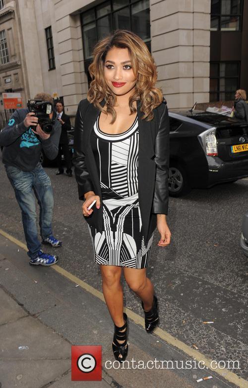 Vanessa White, London Fashion Week
