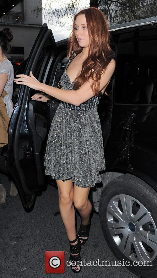 Una Healy, London Fashion Week
