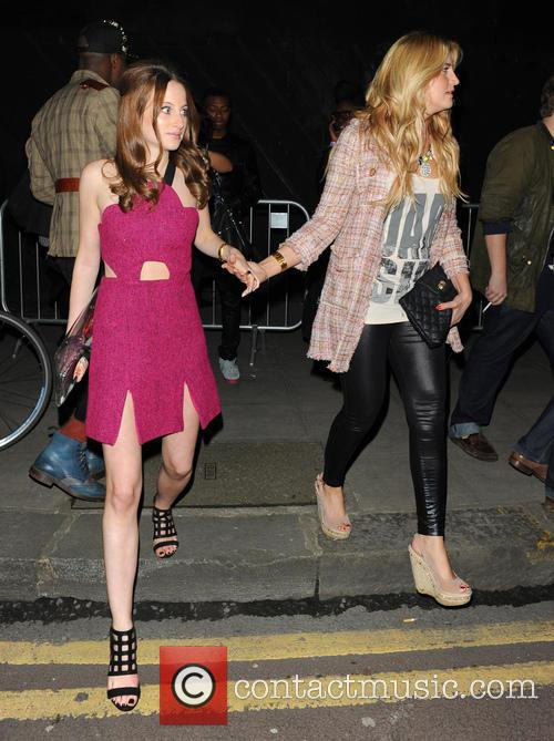 Rosie Fortescue and Cheska Hull 3