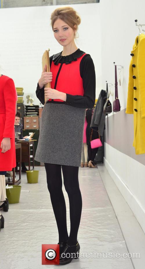 Model, London Fashion Week