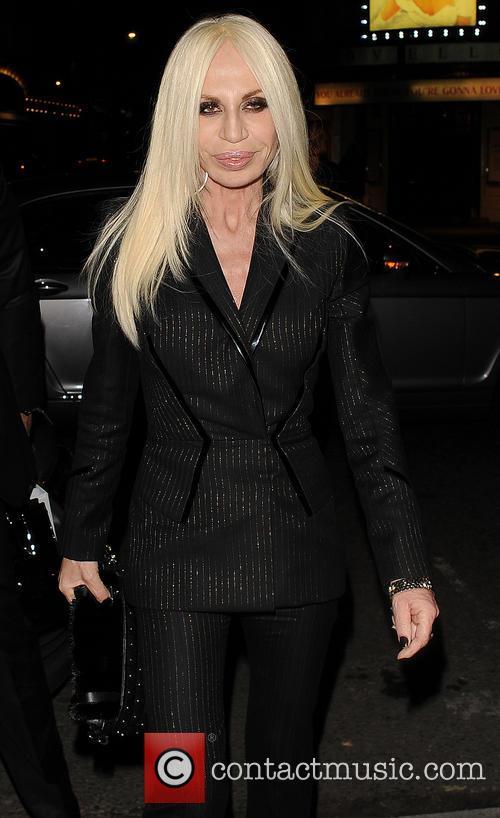 Donatella Versace 5