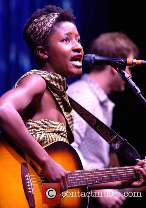 Josephine performs live