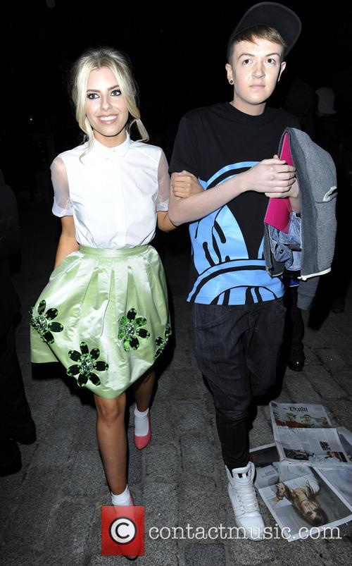 mollie king london fashion week autumn winter 3510757