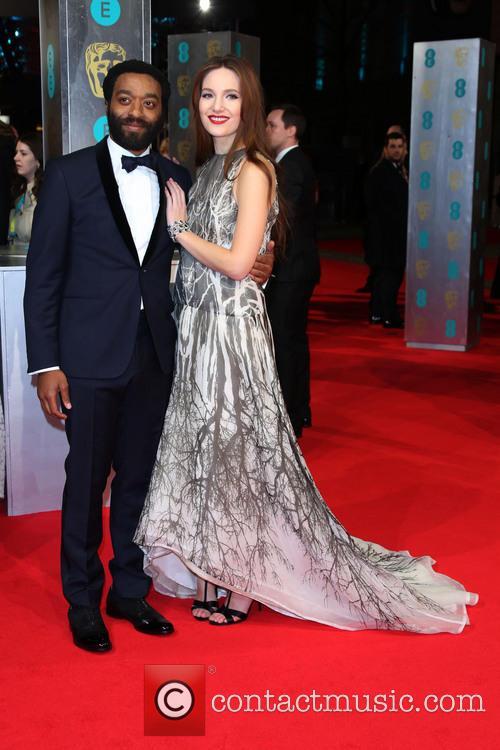 Sari Mercer and Chiwetel Ejiofor 2