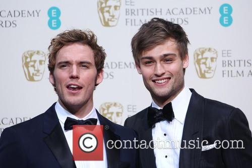 sam clafin douglas booth british academy film awards 4072508